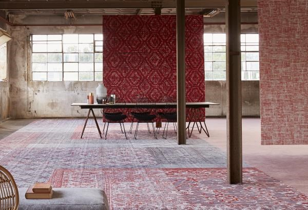 nieuwe tapijtcollectie Desso