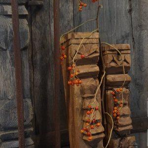 luikhaak kandelaar | Bij Benard's Woonaccessoires