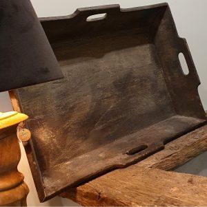 mangelbak oud hout grijs Benard's Woonaccessoires