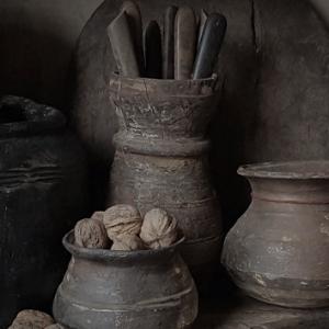 Schilders paneel keukenpotten Benard's Woonaccessoires